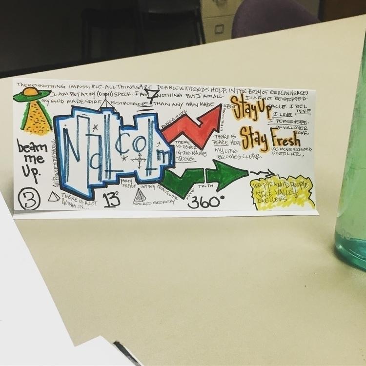 Doodling class. Hip Hop - malcolm313 | ello