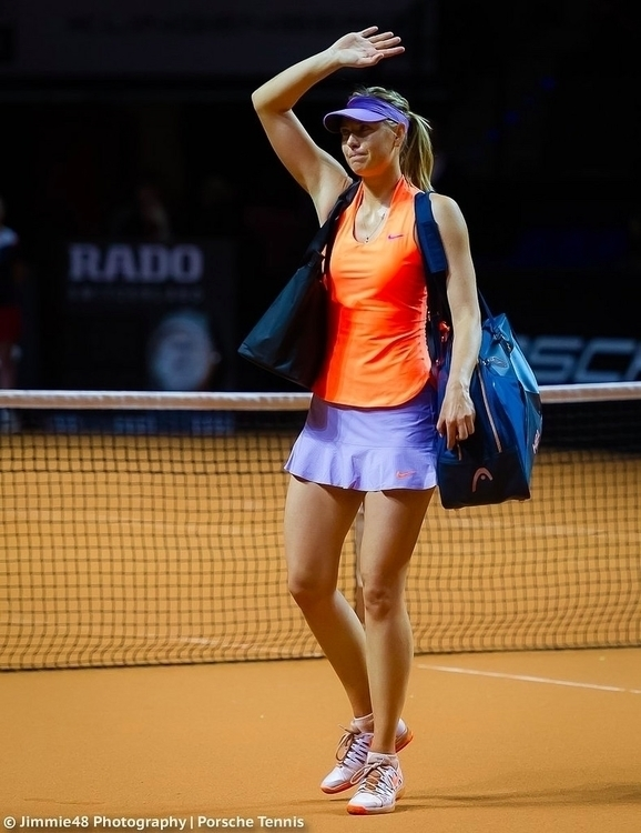 Maria returns WTA tour Sharapov - tennisblog | ello