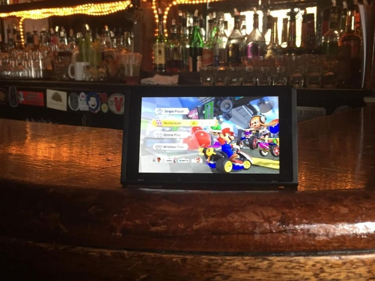 Nintendo Switch Bar, Surprised  - ferdiz | ello