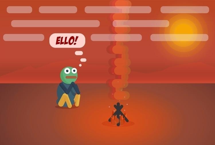 Meet thinker Froggy. loves comm - hey-i-am-zad | ello