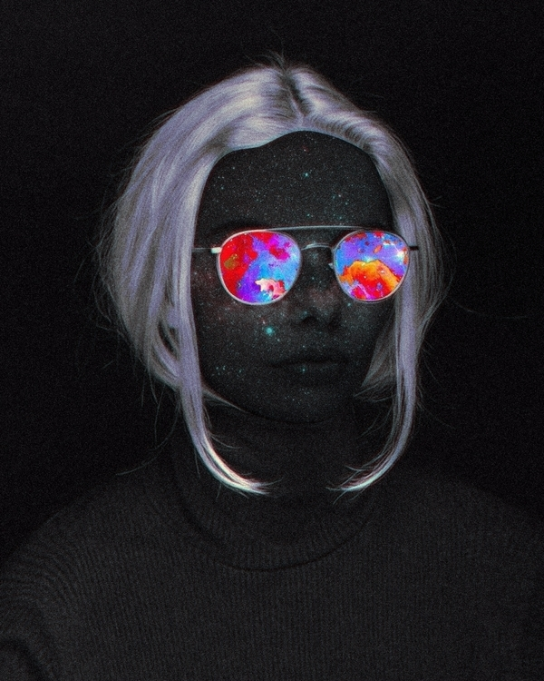 Gaxa - digitalart, abstract, artdaily - dorianlegret | ello