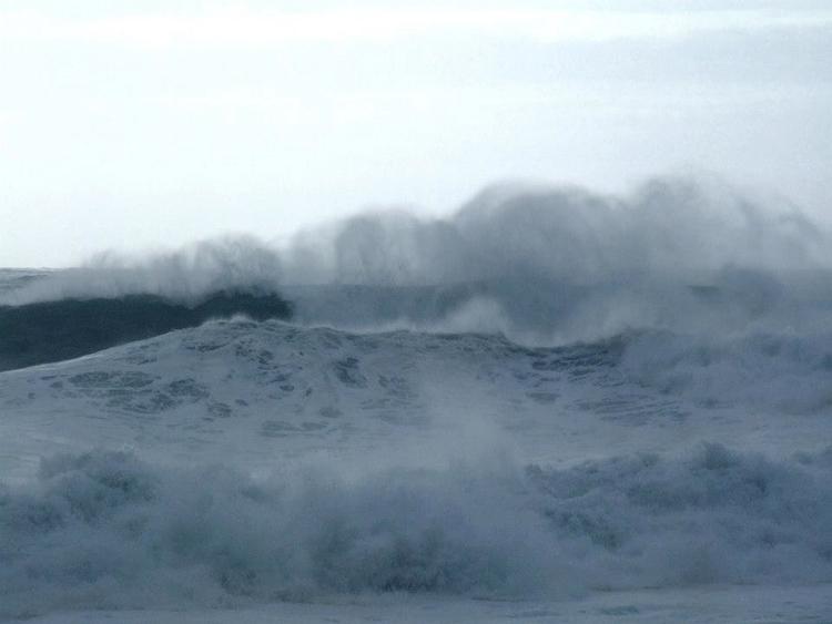 Winter Sea Madeira - euric   ello