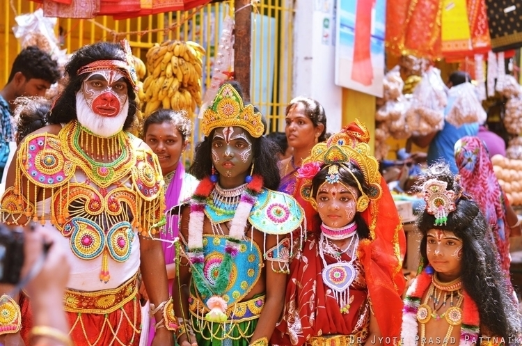 Gods goddesses festival - jyotiprasad | ello