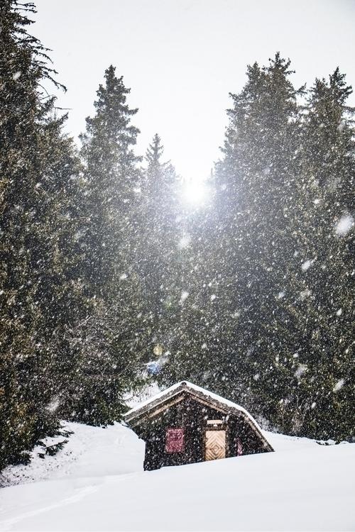 Snow storm Switzerland - jeyhag | ello