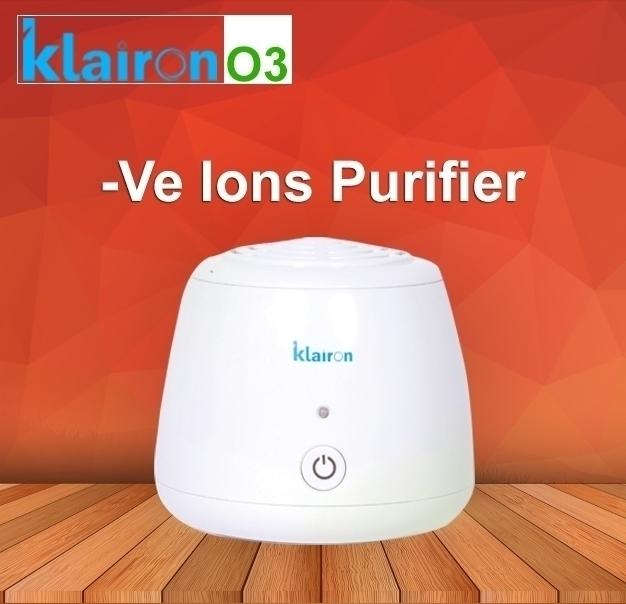 Air purifier Klairon Technologi - rahulsharmaseodel   ello