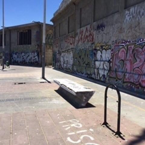 Valparaíso 1 (de la playa) hole - jnasty | ello