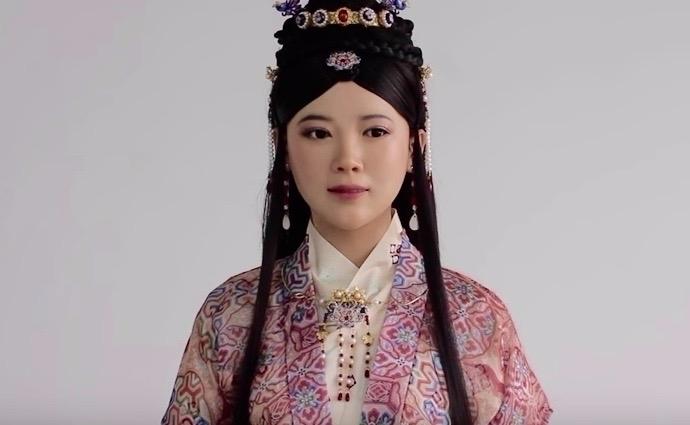Robot journalist reports Chines - bonniegrrl | ello