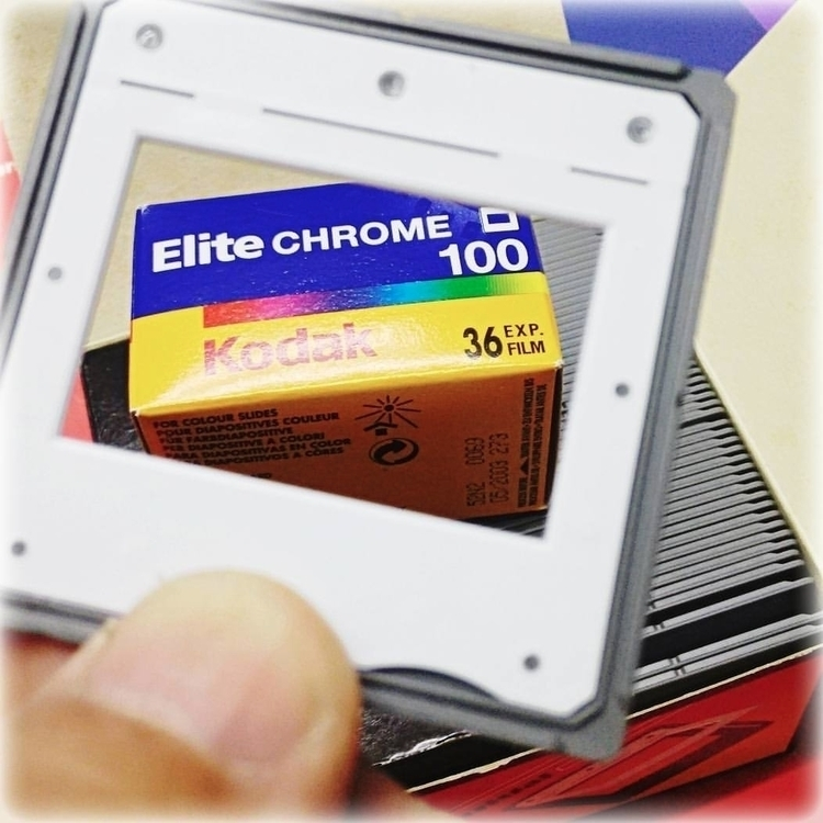 Elite Chrome - kodak, 35mm, phtography - massanori | ello