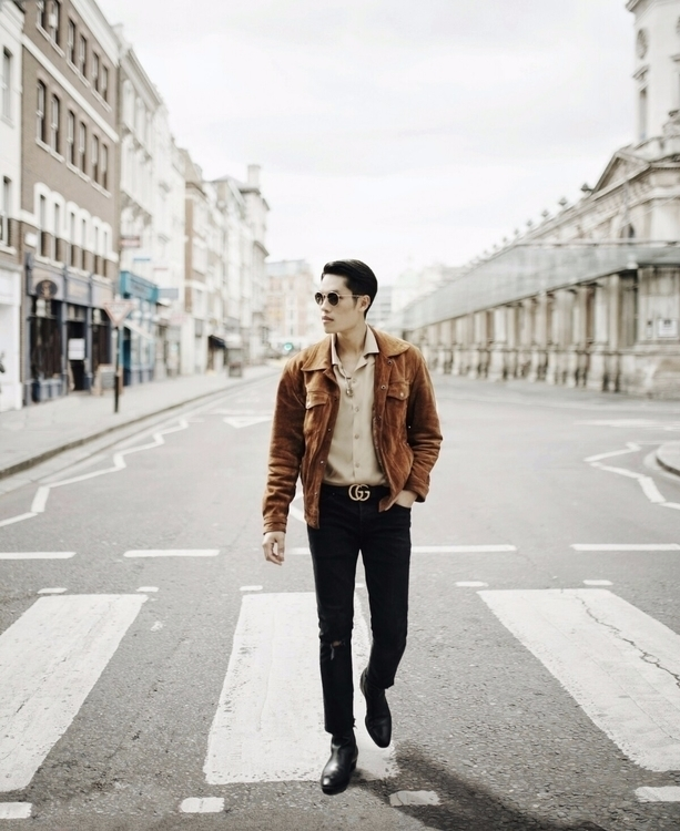 Walking street - ootd, london, uk - alexandruluchita | ello