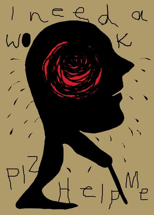 ↲ Category: Poster Title: Work  - studiozanganeh | ello