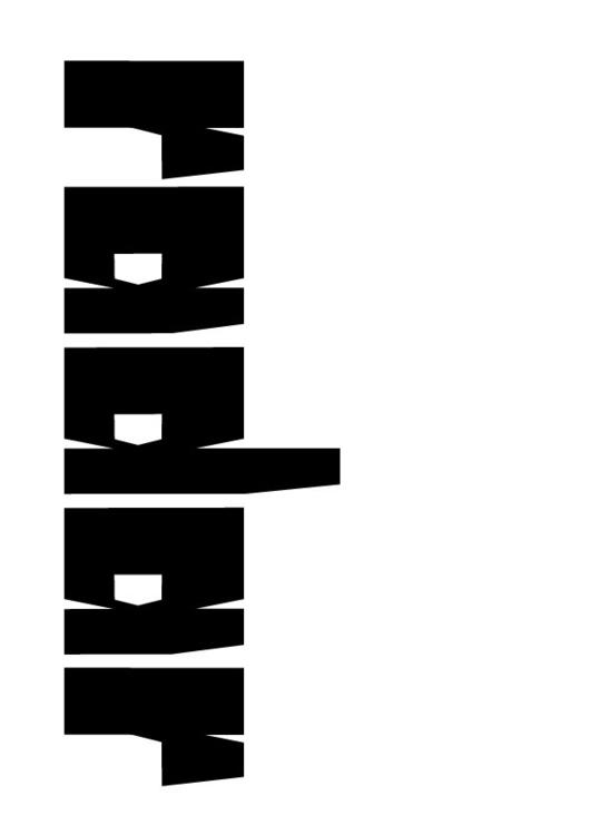 radar_bold. Font research - type - benja_d | ello