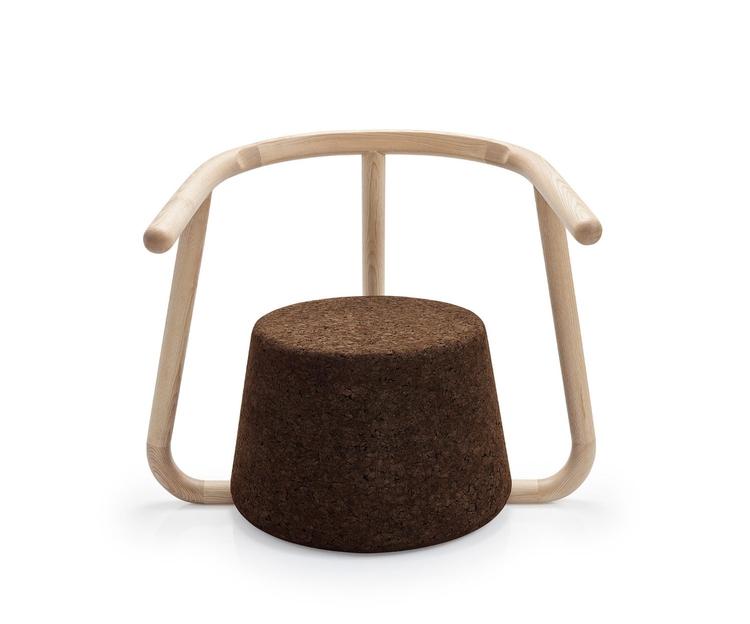 Ypsilon Chair Blackcork - rachelmauricio | ello