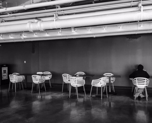 White Chairs, Chicago - exinerartstudio | ello