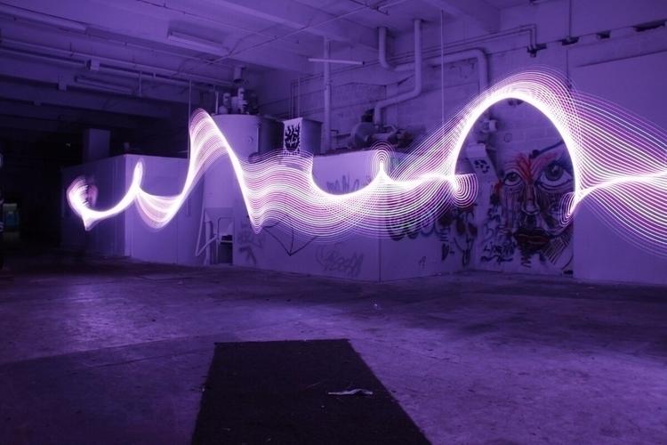 Kerk Gent series, pic nr. 7 - graffitilights - graffitilights | ello