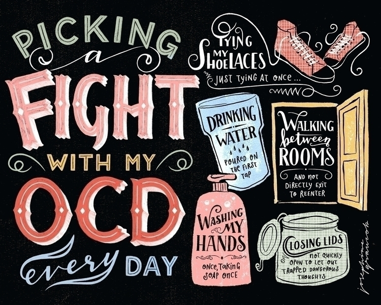 Personal lettering project cour - josephinegraucob   ello