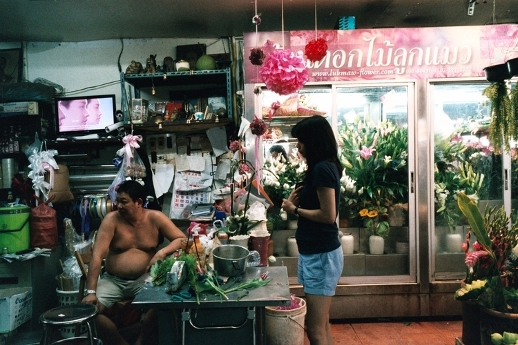 flowers, bangkok - kappuru | ello