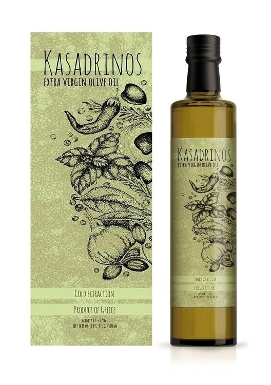 Kasadrinos Olive Oil Label. Tra - lethacarrico | ello