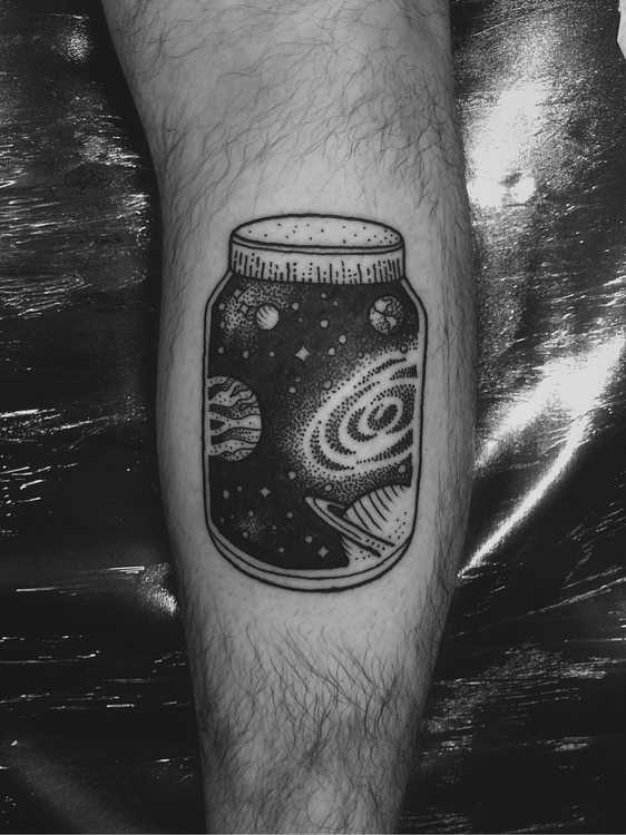 Spacial Oz - tattoo, tattooing, tattooer - jaimemaia | ello