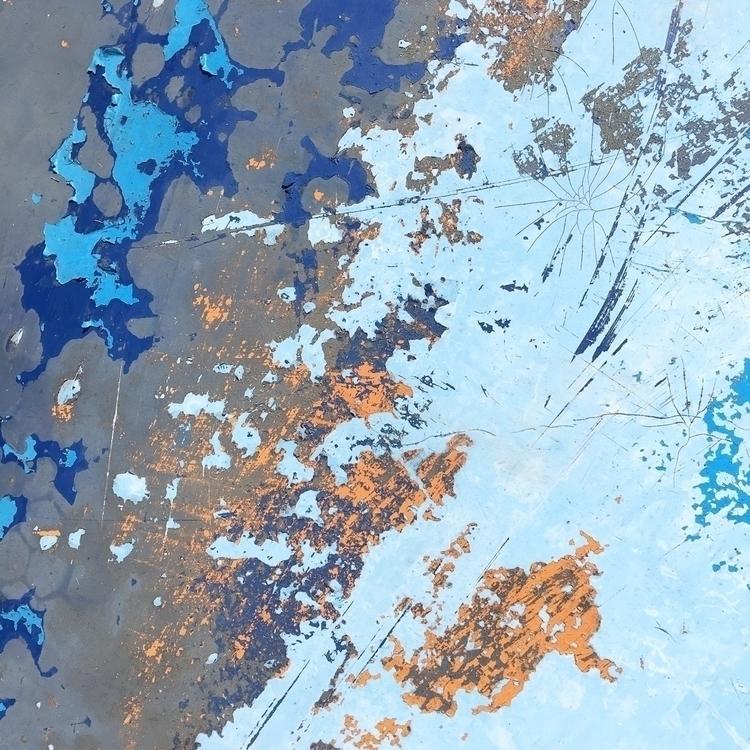 Boat hull paint textures - design - aliellydesign | ello