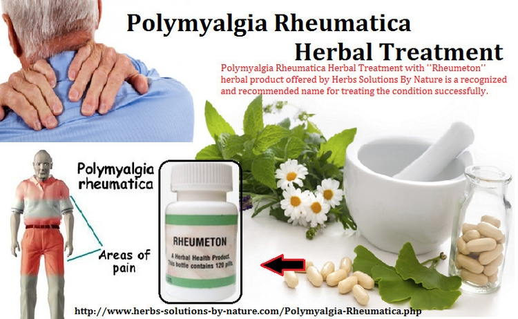 Polymyalgia Rheumatica Herbal T - herbs-solutions-by-nature | ello