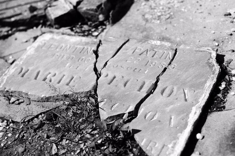 Broken Stones 1 Orleans, LA Can - mlmyers | ello