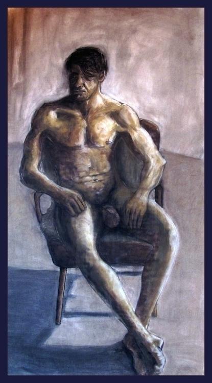 Martin Relaxing Colored Charcoa - artofsedas | ello