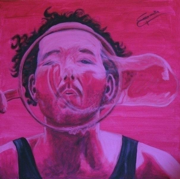 Matteo, anemos, acrylic canvas  - tizianagiammetta | ello