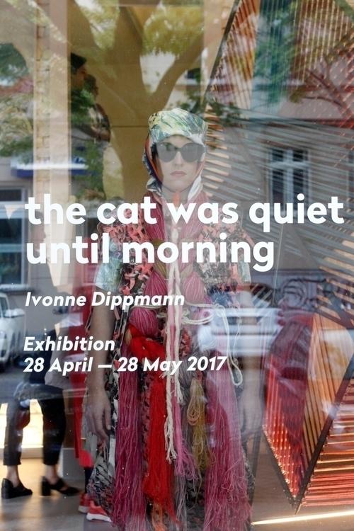 cat quiet morning — solo show I - rainbowunicornstudio | ello