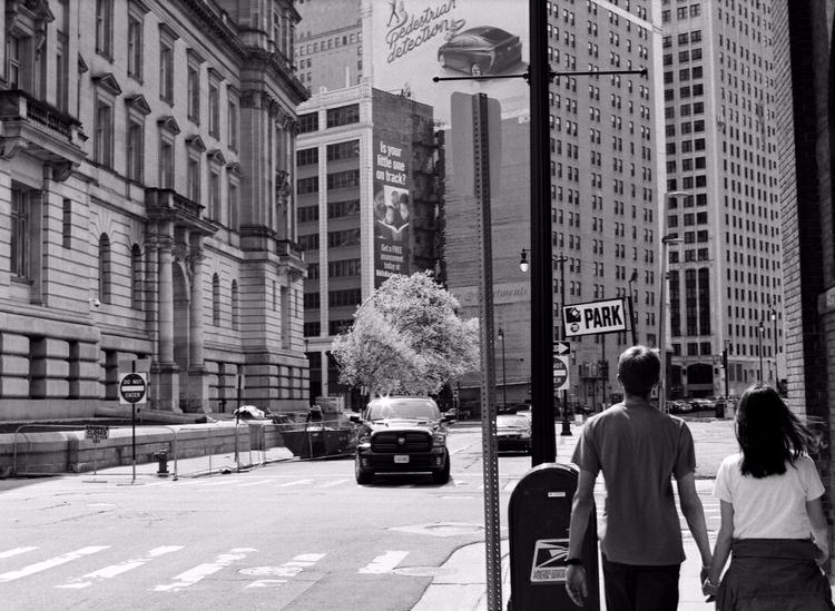Pedestrian detection Detroit, M - mlmyers   ello