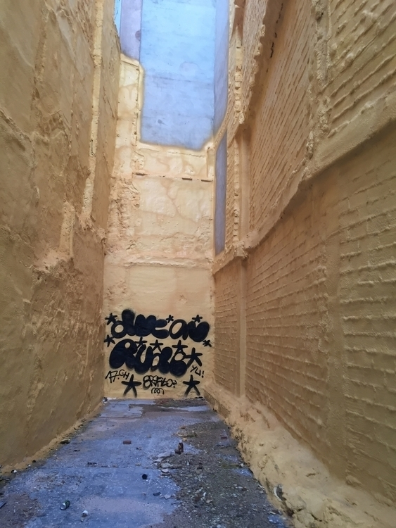Missing Space - Photography, Wall - marcomariosimonetti | ello