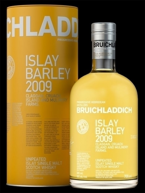 Whisky Month Bruichladdich - Is - gincubator | ello