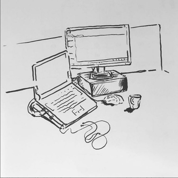 pure - art, drawing, draw, computer - uyertug | ello