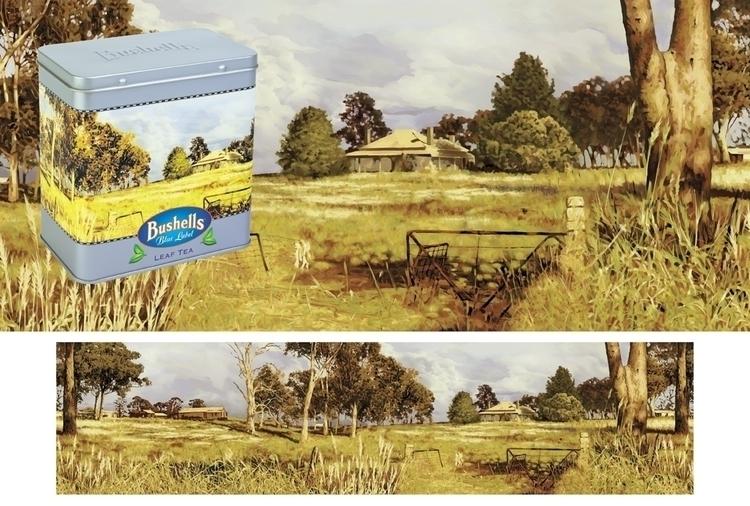 Bushells - bushells, tea, poster - stevevdh | ello