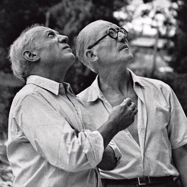 | Pablo Picasso Le Corbusier si - bauhaus-movement | ello