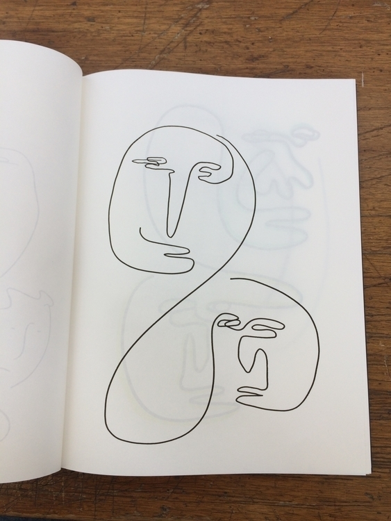 Brothers - illustration, pen, sketchbook - mitsubishiufjfinancial   ello