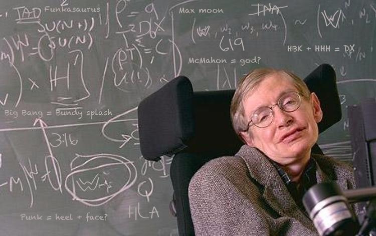 Stephen Hawking: Humanity 100 Y - valosalo | ello