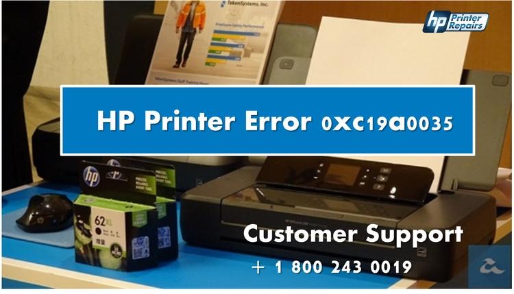 Steps Fix HP Printer Error 0xc1 - djohnmiller1990 | ello