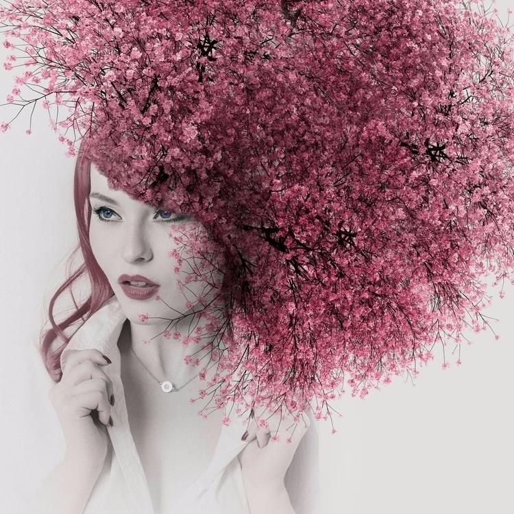 Blossom Model: Marta IG: insta - rasterman74 | ello