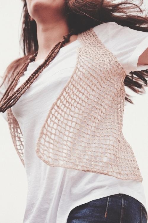 version Janis Joplin crochet ve - lehandmade | ello