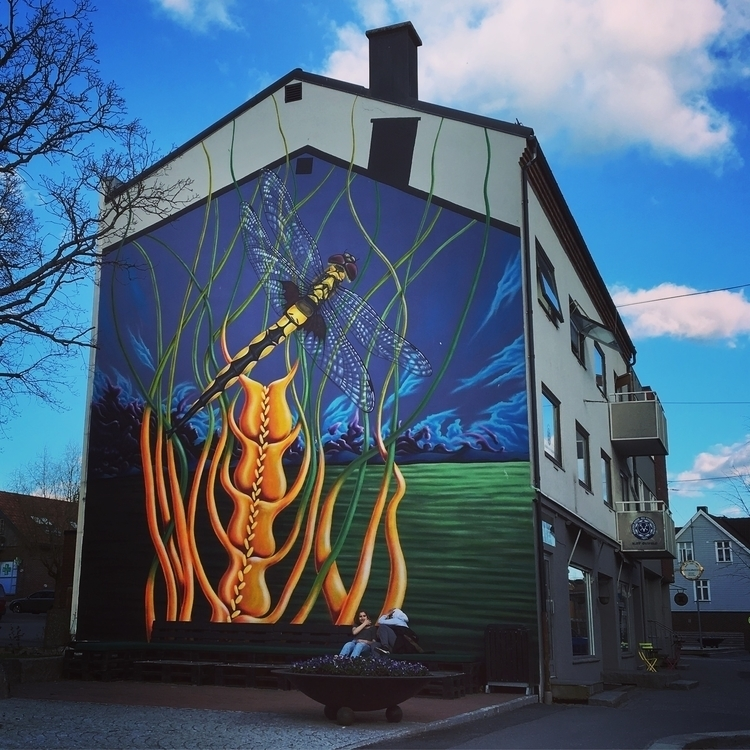 Grafitti art Norway - rakkestad - stigergutt | ello