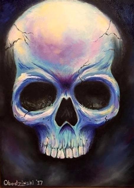Skull, SkullArt, SkullPrints - skullwerks | ello