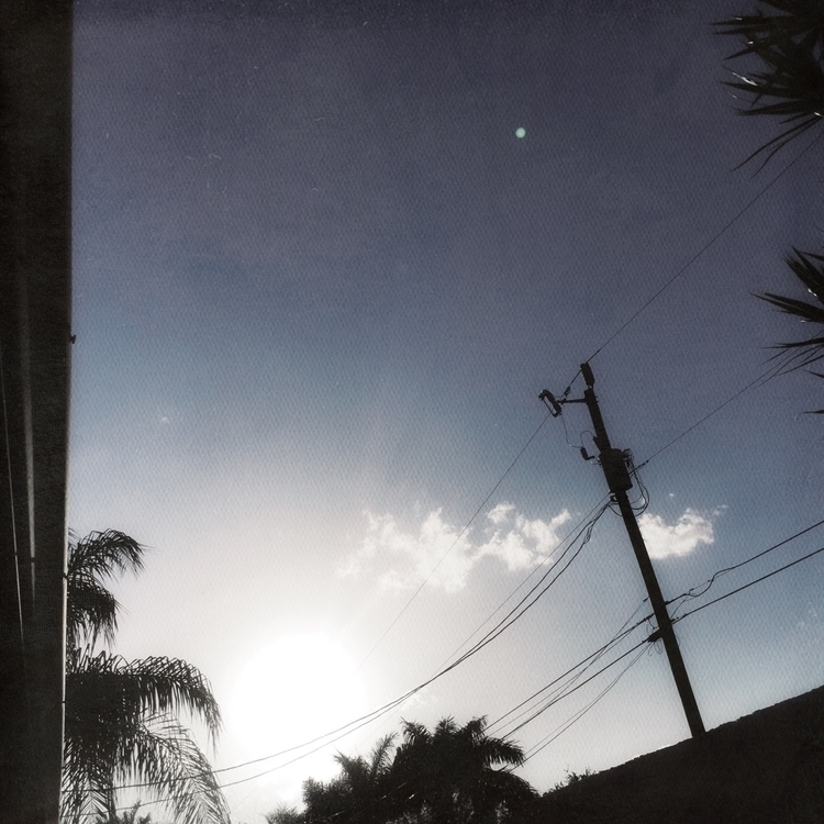 Sunset Clear Sky Apps - mikefl99 - mikefl99 | ello