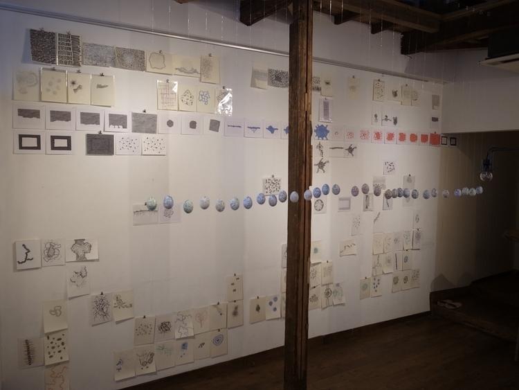 notes Daily Drawings evolution  - lifeasaconsumer | ello