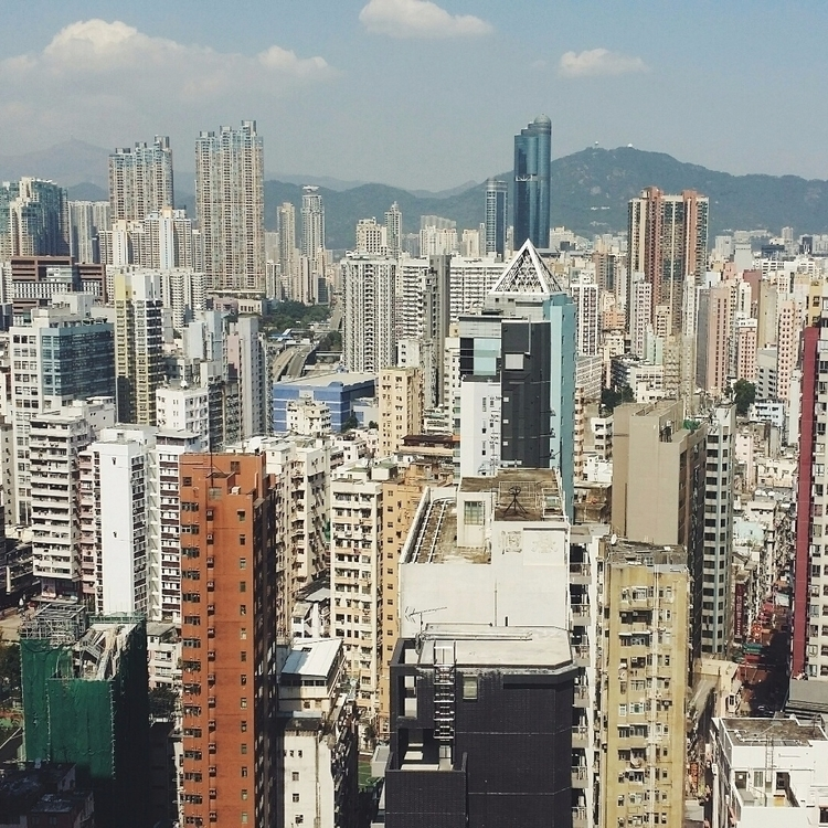 Hong Kong city photo. cc - HongKong - anstey | ello