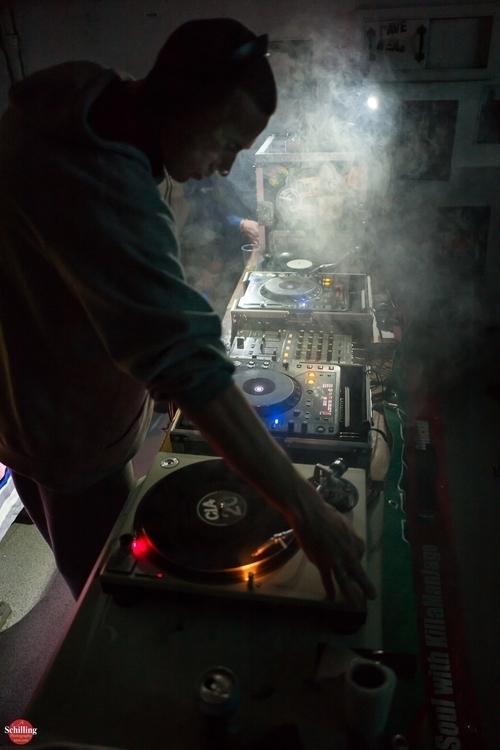 Smokin' DJ; Flying Dutchman Cam - augustschilling | ello