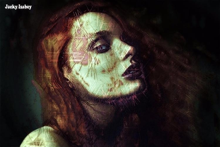 Gothic Work created Photoshop P - samthaisabey | ello