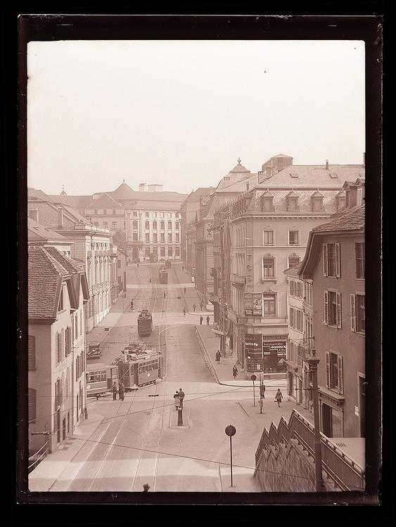 Basel 1900 (Switzerland) Image  - pixelvision | ello