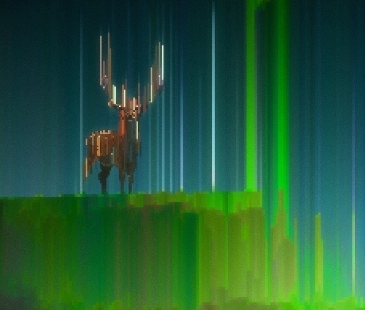 High-Rise Steppes Stag. Art pri - gregsted | ello