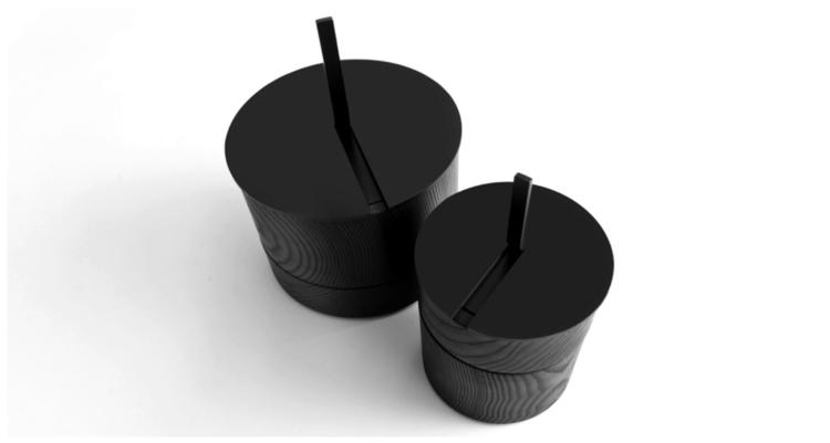 Design: Hanna Litwin bazar-noir - minimalist | ello