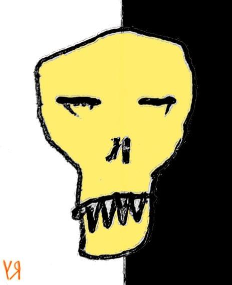 Stoic Skull Richard Yates 2017 - richardfyates | ello